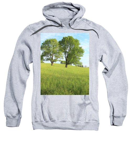 Summer Trees 2 Sweatshirt