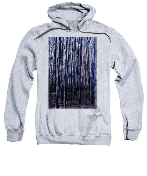 Treez Blue Sweatshirt