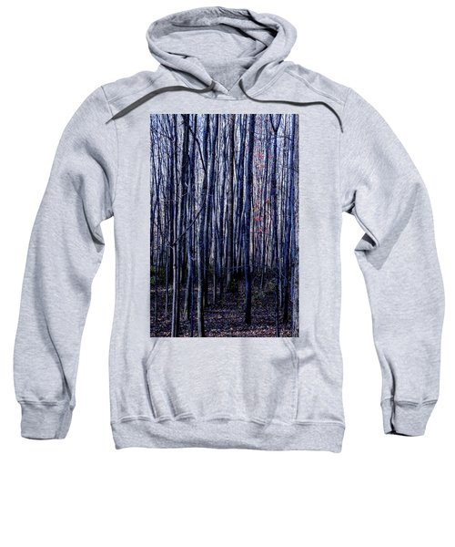 Treez Blue Sweatshirt