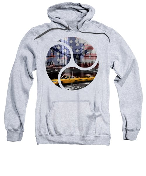 Trendy Design Nyc Composing Sweatshirt by Melanie Viola