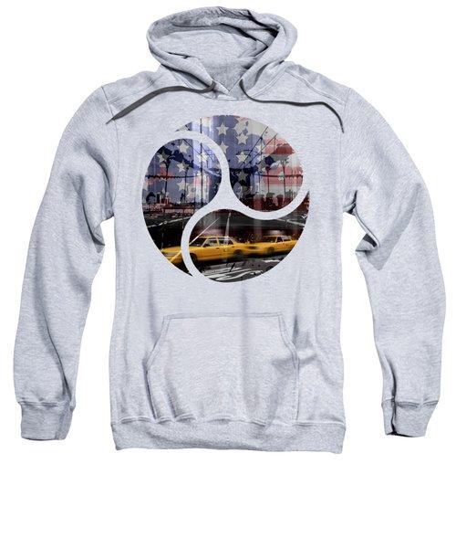 Trendy Design Nyc Composing Sweatshirt