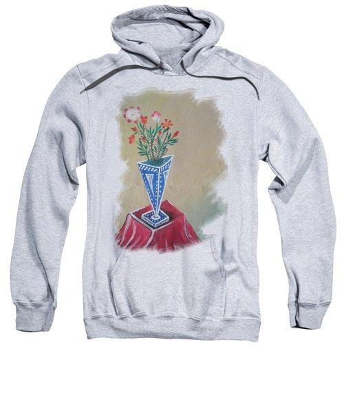 Triangle Flower Pot Sweatshirt
