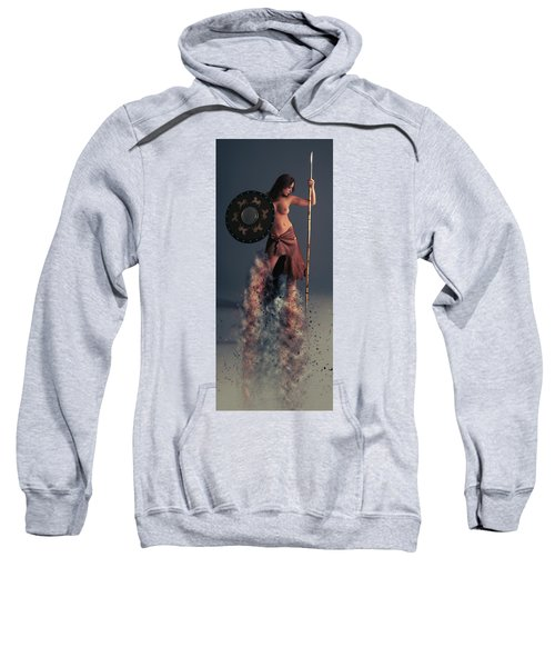 Tribal Warrior Sweatshirt