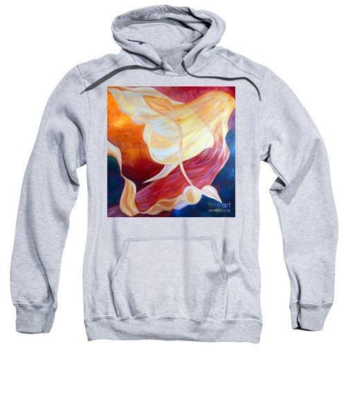 Tribute To An Angel Sweatshirt
