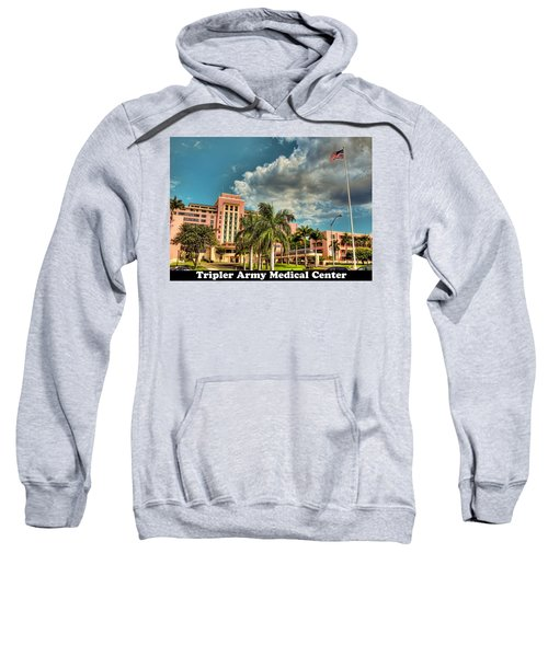 Tripler Card Sample Sweatshirt