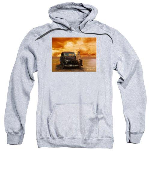 Trippin' With My '48 Austin A40 Sweatshirt