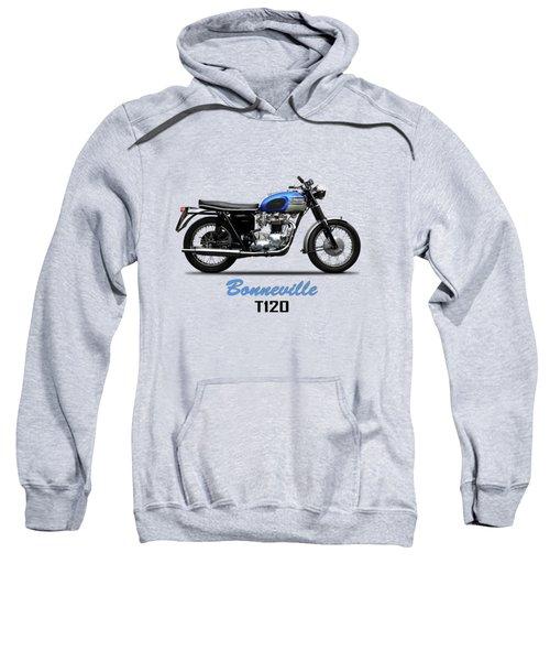 Triumph Bonneville T120 1965 Sweatshirt