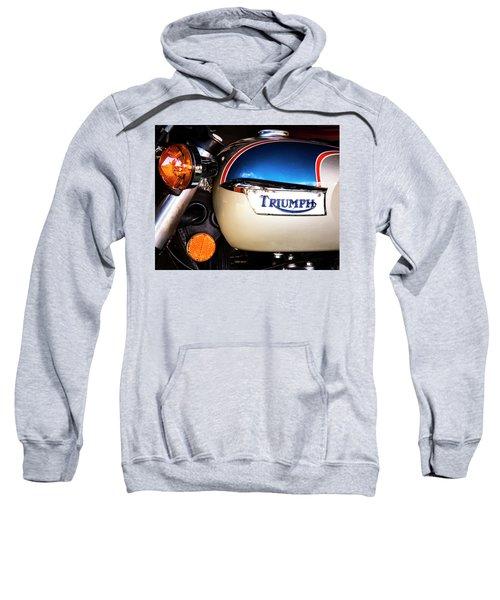 Triumph Motorcyle Sweatshirt
