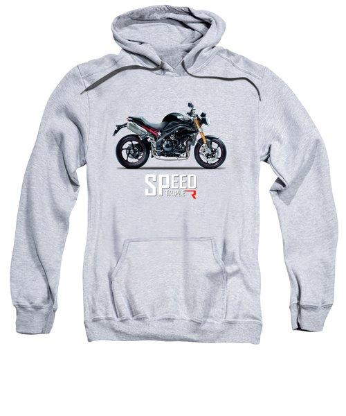 Triumph Speed Triple R Sweatshirt
