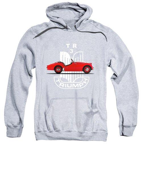 Triumph Tr3a 1959 Sweatshirt