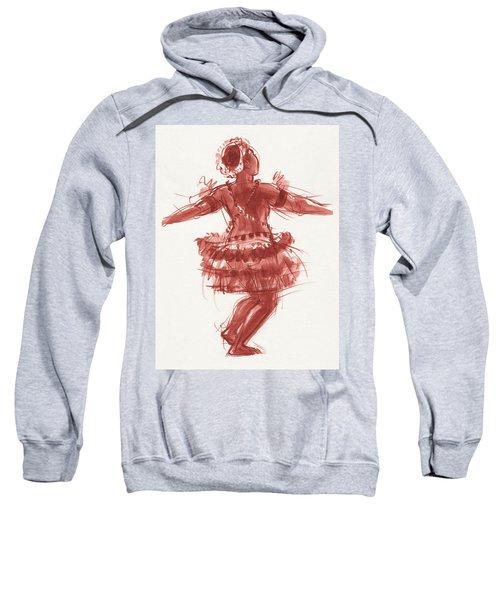 Trobriand Islands Dancer Sweatshirt