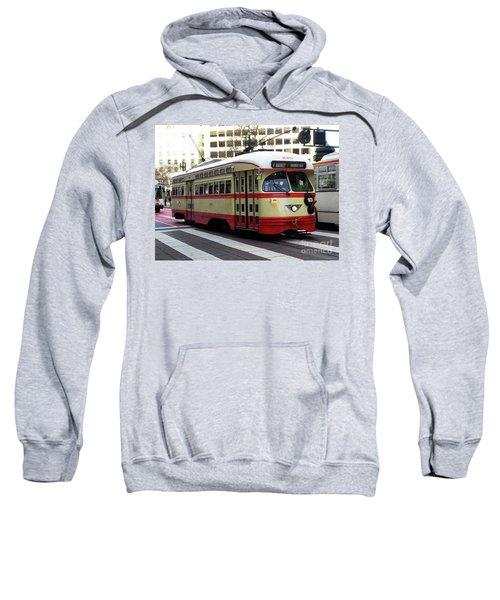 Trolley Number 1079 Sweatshirt