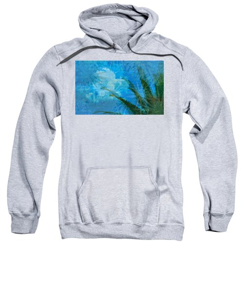 Tropical Afternoon Sweatshirt
