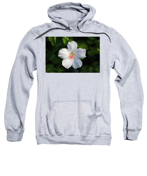 Tropical Flower 2 Sweatshirt