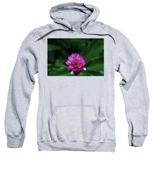 Tropical Flower Sweatshirt