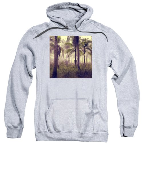 Tropical Forest Sweatshirt