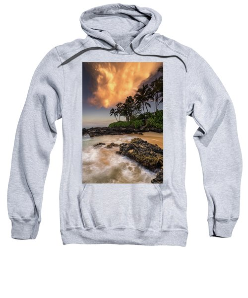 Tropical Nuclear Sunrise Sweatshirt