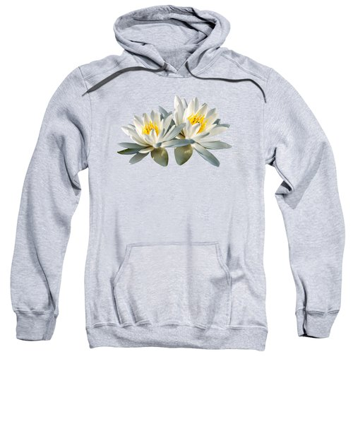 Tropical Water Lily Sweatshirt