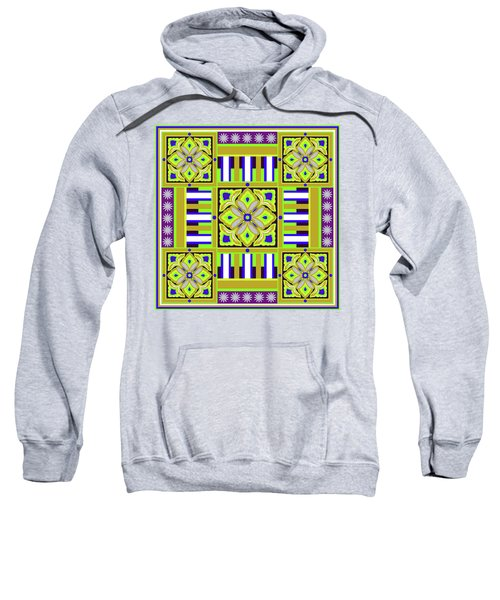 Truck Art 1 624 4 Sweatshirt