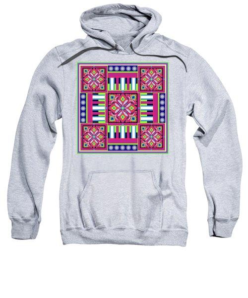 Truck Art 1 624 5 Sweatshirt