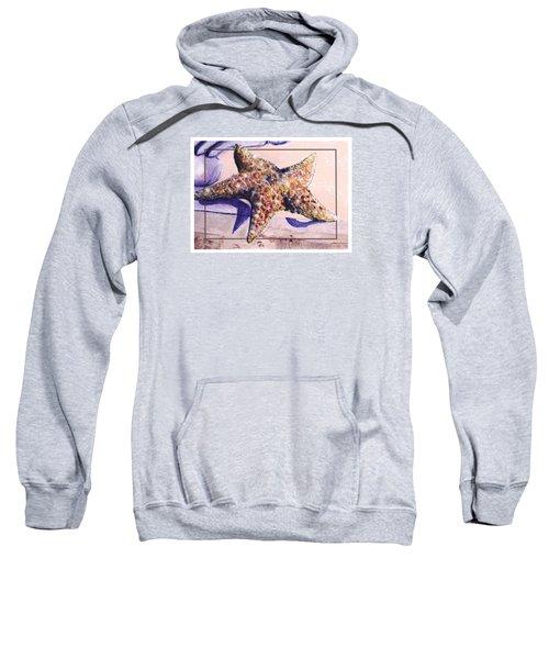 Trum L'oeil.star Fish Sweatshirt