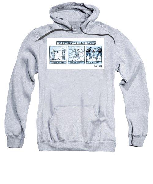 Trump Olympic Games Sweatshirt
