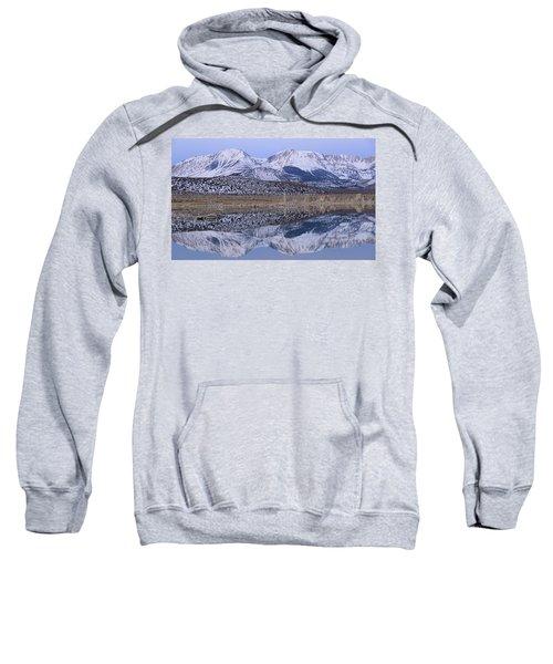 Tufa Dawn Winter Dreamscape Sweatshirt