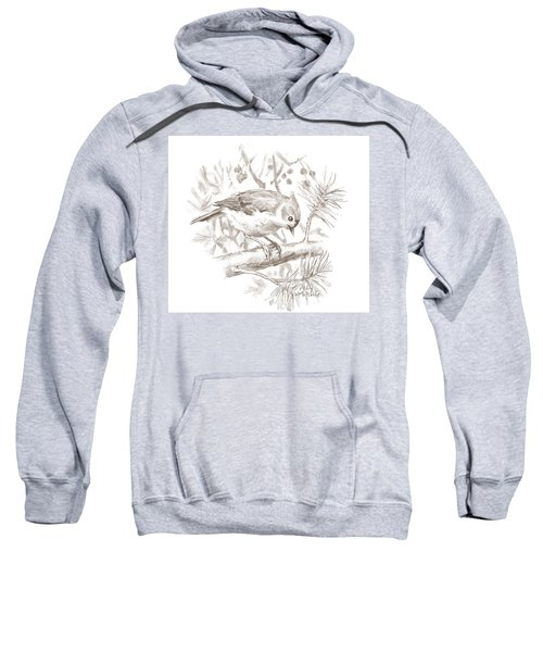 Tufted Titmouse Sweatshirt