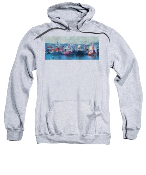 Tugs Together  Sweatshirt