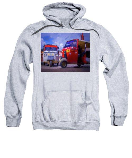 Tuk Tuks  Sweatshirt