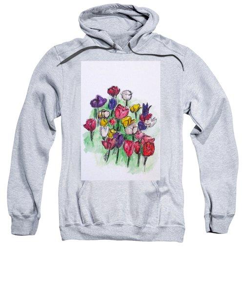 Tulip Bed Sweatshirt