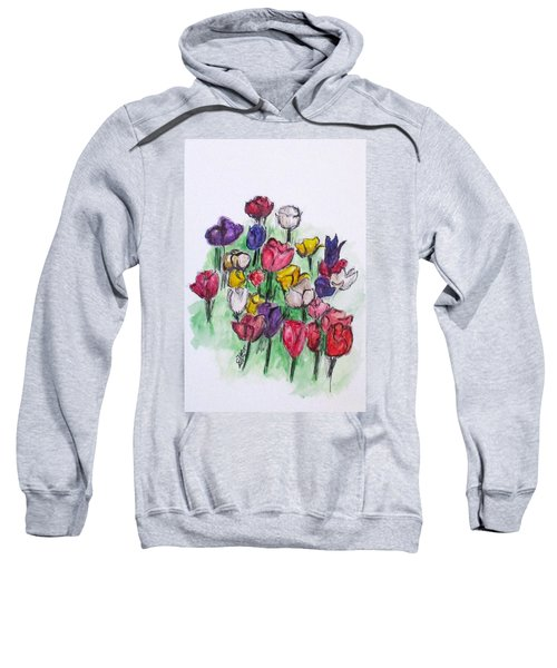 Tulip Bed Sweatshirt