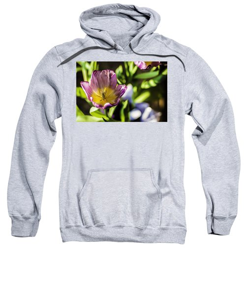 Tulips At The End Sweatshirt