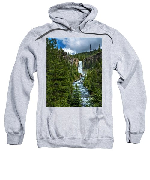 Tumalo Falls Sweatshirt