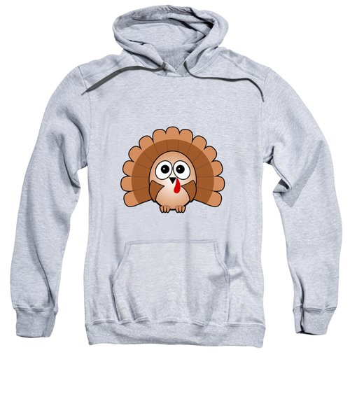 Turkey - Birds - Art For Kids Sweatshirt
