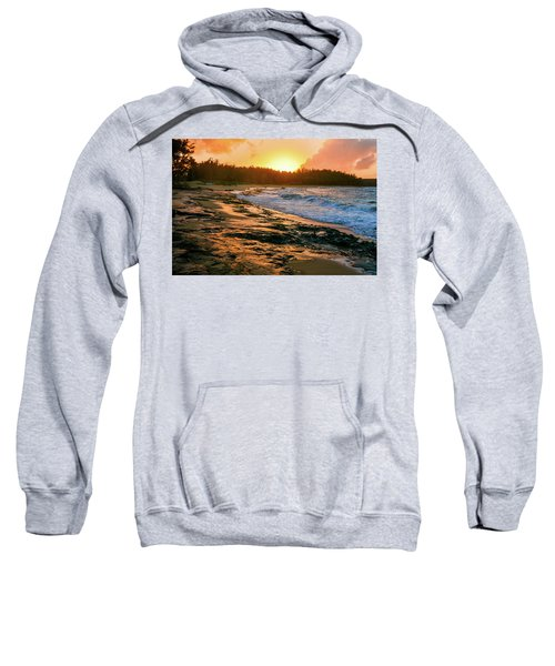 Turtle Bay Sunset 2 Sweatshirt