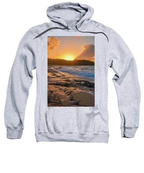 Turtle Bay Sunset 3 Sweatshirt