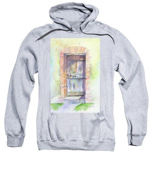 Tuscan Doorway Sweatshirt