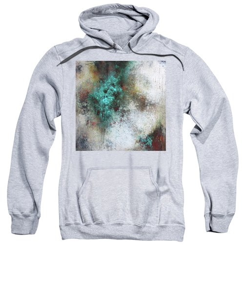 Tuscany Oil And Cold Wax Sweatshirt