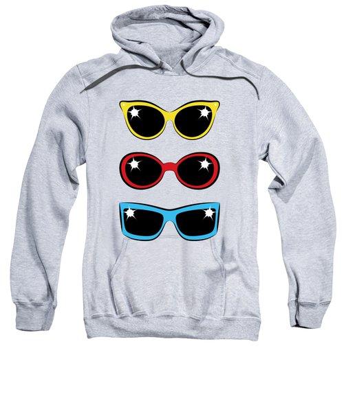 Twentieth Century Sunglasses Sweatshirt