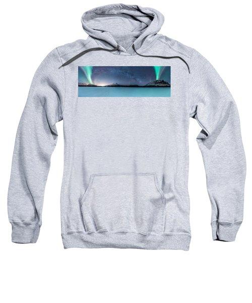 Twin Eruption Sweatshirt