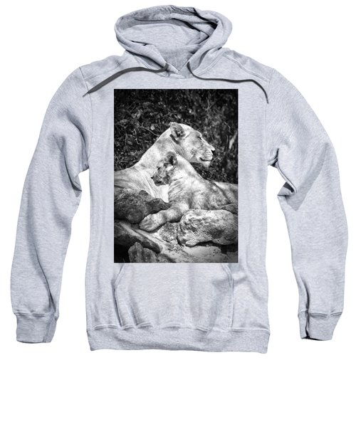 Twin Sphinx Sweatshirt