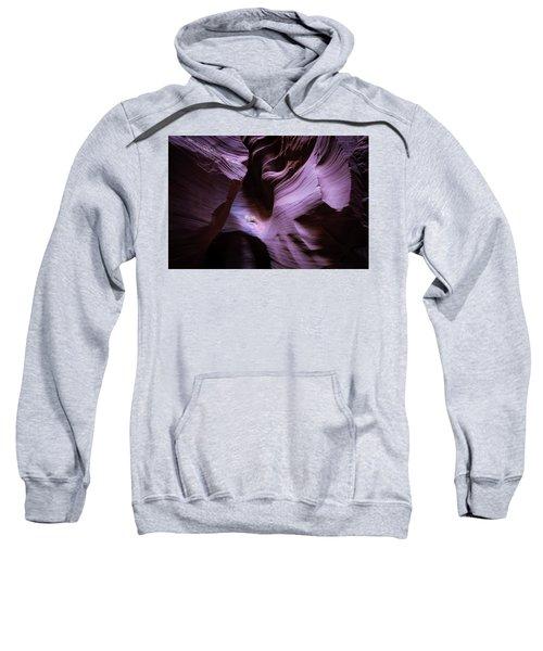 Twists And Turns II Sweatshirt