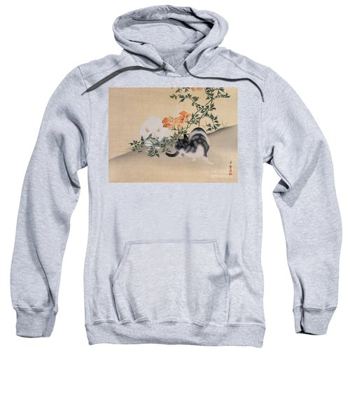Two Cats Sweatshirt