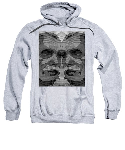 Two-faced Bw Version Sweatshirt