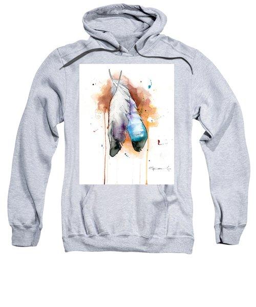 Two Feathers Sweatshirt