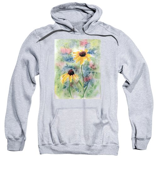 Two Sunflowers Sweatshirt
