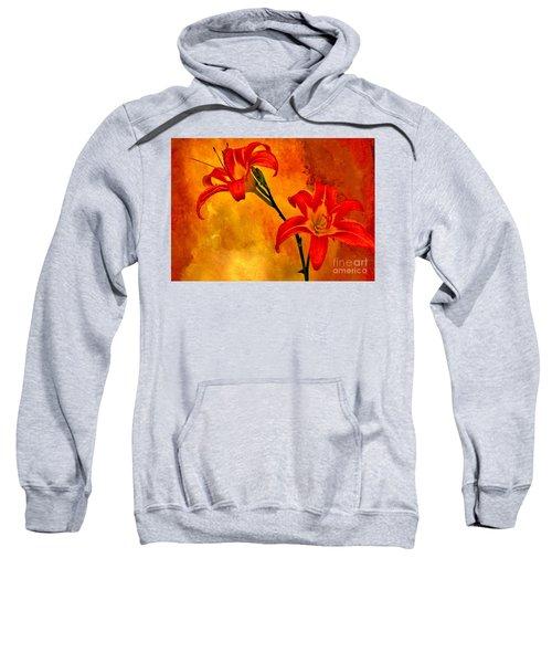 Two Tigerlilies Sweatshirt