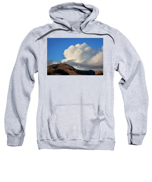 Two Trees At Ventura, California Sweatshirt