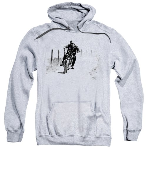 Two Wheels Move The Soul Sweatshirt